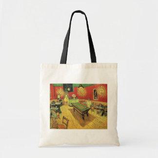 Van Gogh - The Night Cafe Budget Tote Bag