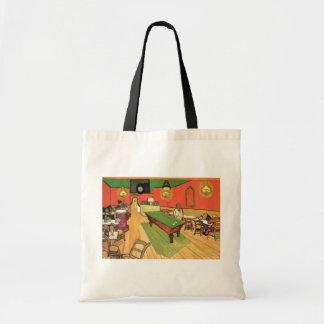Van Gogh - The Night Cafe In Arles Budget Tote Bag