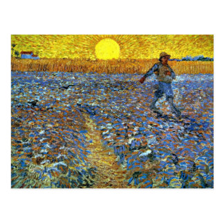 Van Gogh - The Sower Postcard