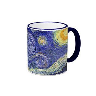 Van Gogh - The Starry Night Coffee Mugs