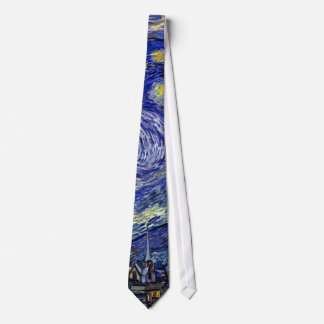 Van Gogh - The Starry Night Tie