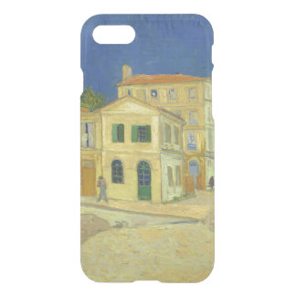 Van Gogh | The Yellow House | 1888 iPhone 7 Case