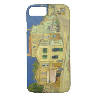 Van Gogh | The Yellow House | 1888 iPhone 7 Case