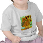 Van Gogh Twelve Sunflowers T-Shirt