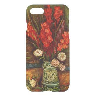 Van Gogh - Vase with Red Gladiolas iPhone 8/7 Case