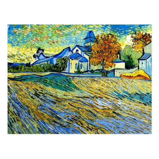 Van Gogh - View of the Church of