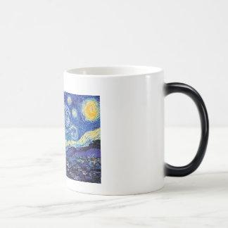 van-gogh-vincent-starry-night morphing mug