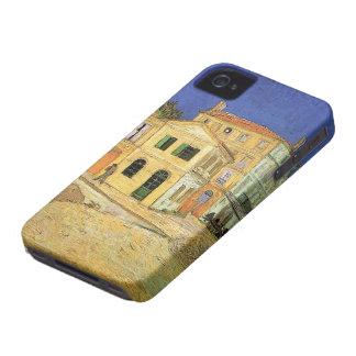 Van Gogh Vincent's House in Arles, Fine Art iPhone 4 Case-Mate Case