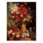 Van Gogh Vintage Flowers in Vase Floral Still Life