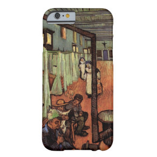 Van Gogh; Ward in the Hospital in Arles Barely There iPhone 6 Case