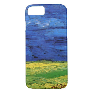 Van Gogh Wheat Field Under a Clouded Sky iPhone 8/7 Case