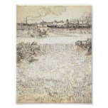 Van Gogh - Wheat Field with Sheaves and Arles