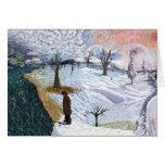 Van Gogh: Winter Landscape