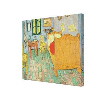 Van Gogh's Bedroom at Arles, 1889 Canvas Print