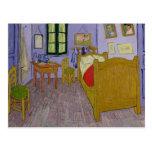 Van Gogh's Bedroom at Arles, 1889 Postcard