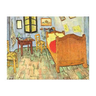 Van Gogh's Bedroom Stretched Canvas Print