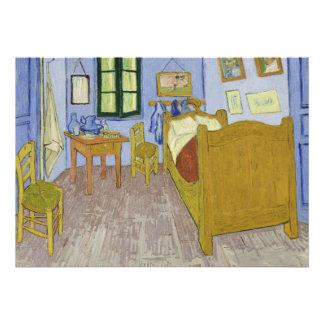 Van Gogh's Bedroom in Arles by Vincent Van Gogh Personalized Invitation
