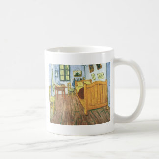 Van Gogh's Bedroom in Arles Basic White Mug