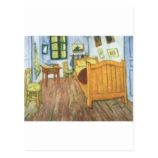 Van Gogh's Bedroom in Arles Postcard