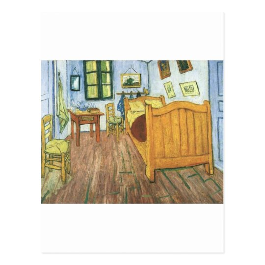 Van Gogh's Bedroom in Arles Postcard