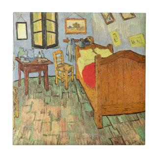 Van Gogh's Bedroom Tile