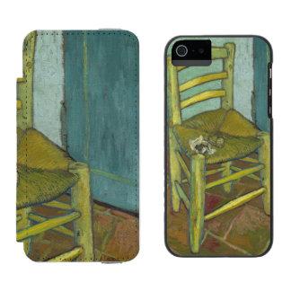 Van Gogh's Chair by Vincent Van Gogh Incipio Watson™ iPhone 5 Wallet Case