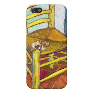 Van Gogh's Chair  Vincent van Gogh  fine art Cases For iPhone 5
