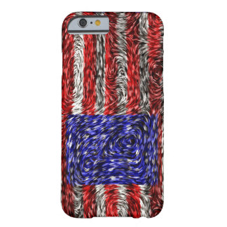 Van Gogh's Flag of the United States Barely There iPhone 6 Case