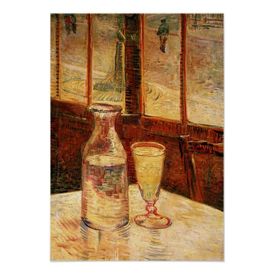 Van Gogh's 'Glass of Absinthe and a Carafe'