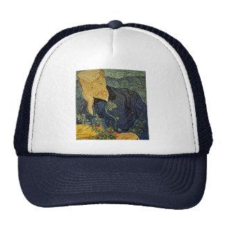 Van Gogh's 'Portrait of Dr. Gatchet' Trucker Hat