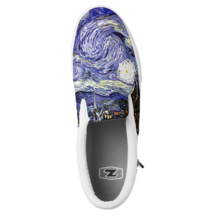 92832c619d8 Van Gogh Starry Night Shoes