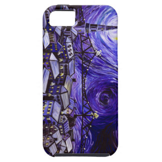 Van Gogh's Starry Night for Charleston, SC iPhone 5 Case