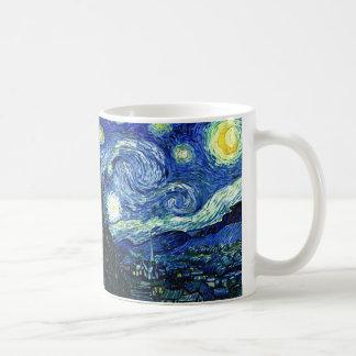 Van Gogh's Starry Night mug