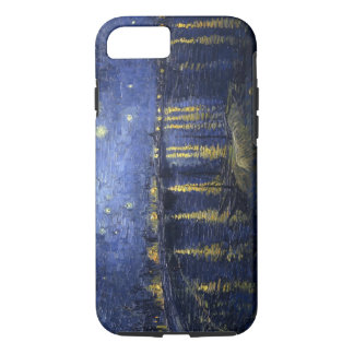 Van Gogh's Starry Night Over the Rhone iPhone 7 Case