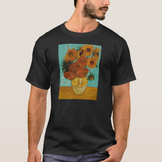 Van Gogh's Sunflower T-Shirt