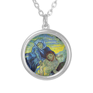 Van Gogh's 'The Pieta' Necklace