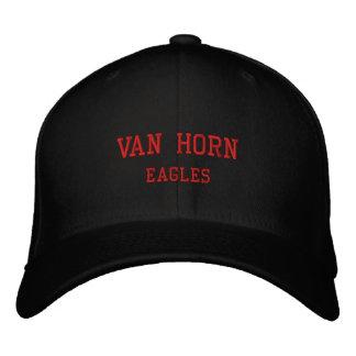 Van Horn Eagles 2012 Seniors Cap Embroidered Cap