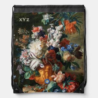 Van Huysum's Bouquet of Flowers bag