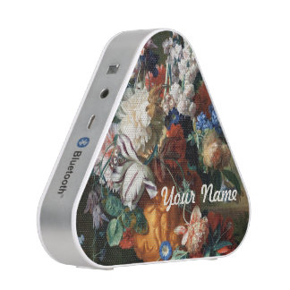 Van Huysum's Bouquet of Flowers custom speaker
