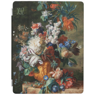 Van Huysum's Bouquet of Flowers device covers iPad Cover