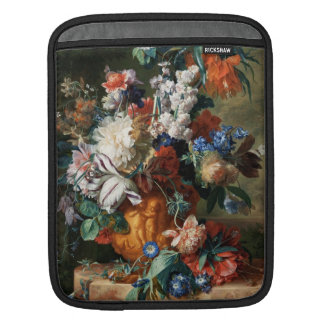 Van Huysum's Bouquet of Flowers iPad case iPad Sleeve