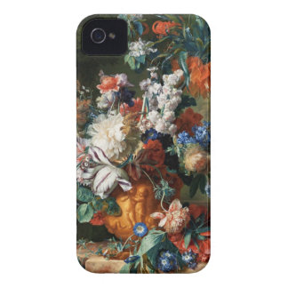 Van Huysum's Bouquet of Flowers iPhone case