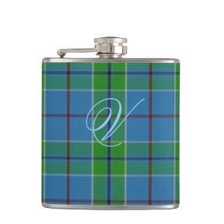 Vance Tartan Flask