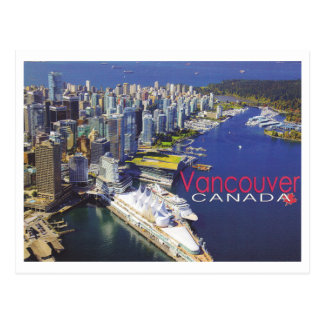Vancouver #2 - Postcard