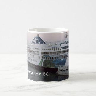 Vancouver, BC ferry souvenir coffee cup