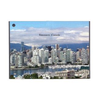 Vancouver Canada Skyline iPad Mini Cover