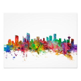 Vancouver Canada Skyline Photographic Print