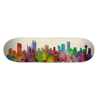 Vancouver Canada Skyline Skateboards