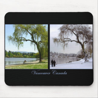 Vancouver Canada Souvenir Mouse Pad Seasons Gifts