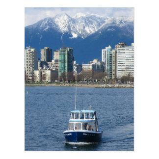 Vancouver in April Postcard